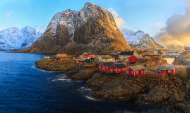 Reine Stock Photography