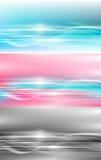 Reines Energiefluss-Hintergrundset Stockfotos