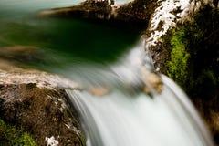 Reines Wasser Stockfoto