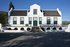 Reinet House in Graaff-Reinet Stock Photos