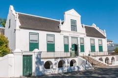 Reinet House in Graaff Reinet Stock Image