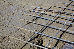 Reinforced Concrete Royalty Free Stock Images