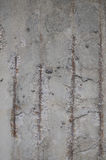 Reinforced concrete background Stock Photo
