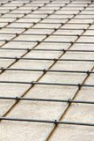 Reinforced concrete,floor construction Stock Photography