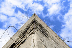 Reinforced concrete Stock Photography