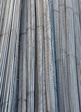 Reinforced Steel Rods Stock Image