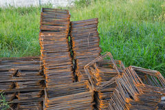 Reinforcement bar Royalty Free Stock Photography