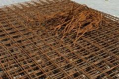Reinforcement steel Royalty Free Stock Photo