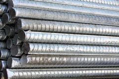 Reinforcing Bar Stock Image
