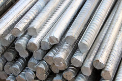 Reinforcing Bar Royalty Free Stock Image
