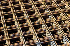 Reinforcing bar Royalty Free Stock Photos