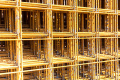 Reinforcing bars Royalty Free Stock Photography