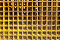 Reinforcing bars Royalty Free Stock Images