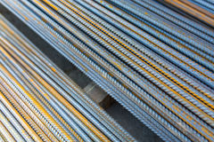 Reinforcing bars Royalty Free Stock Image