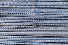Reinforcing steel Stock Photos
