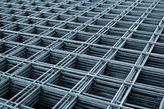 Free Reinforcing Steel Mesh Royalty Free Stock Image - 31693246