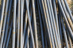 The  reinforcing steel rod Royalty Free Stock Photography