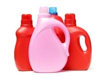 Reinigende Flasche stockfotos