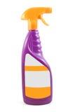 Reinigende Flasche Stockbild