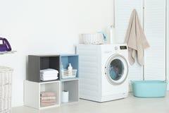 Reinigung von verschiedenen Tüchern lizenzfreie stockfotografie