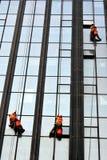 Reinigungsgebäude Lizenzfreies Stockfoto