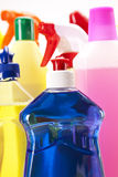 Reinigungsmittel stockfoto