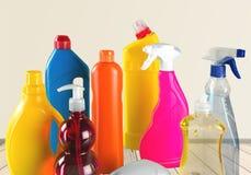 Reinigungsprodukt Stockfoto
