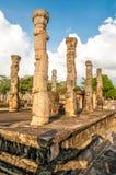 Reino antiguo Polonnaruwa Fotografía de archivo
