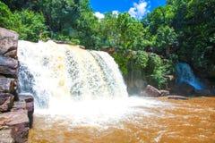Reino da CACHOEIRA SIHANOUK VILLE Cambodia de KBAL CHHAY da maravilha Foto de Stock