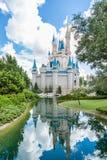 Reino da mágica de Disney Foto de Stock Royalty Free