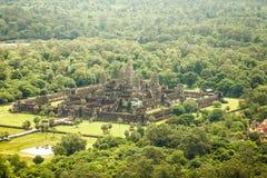 Reino de Angkor Wat Siem Reap cambodia da maravilha Imagem de Stock Royalty Free