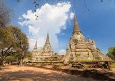 Reino de Ayutthaya, Tailândia Foto de Stock Royalty Free