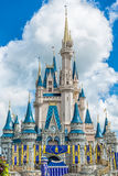 Reino de la magia de Disney Imagenes de archivo