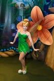 Reino de la magia de Tinkerbell del mundo de Disney Imagen de archivo libre de regalías