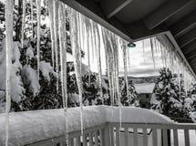 Reino del hielo Imagen de archivo libre de regalías