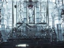 Reino del hielo Fotografía de archivo libre de regalías
