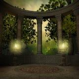 Reino en cielo Foto de archivo libre de regalías