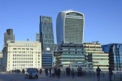 Reino-Londres unida Fotografia de Stock