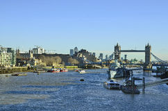 Reino-Londres unida Fotografia de Stock Royalty Free