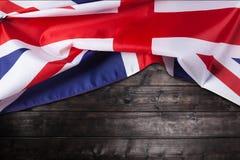 Reino Unido, bandeira britânica, Union Jack Foto de Stock