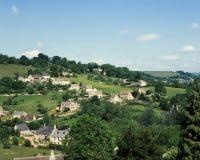 Reino Unido, Cotswolds, Stroud imagem de stock