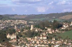 Reino Unido, Cotswolds, Stroud imágenes de archivo libres de regalías