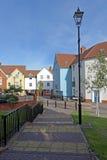 Reino Unido de vivienda moderno Fotos de archivo