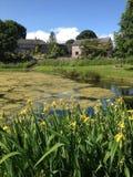 Reino Unido, Inglaterra, Derbyshire, Monyash Imagenes de archivo