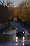 Reino Unido inunda 2014 Imagenes de archivo