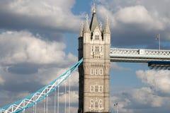 Reino Unido, Londres, puente de la torre Fotos de archivo libres de regalías