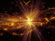 Reinos metafóricos del fractal libre illustration