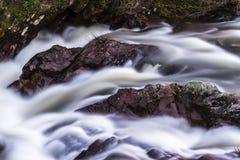Reinosa, cascata Immagine Stock Libera da Diritti