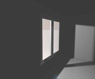 Reinraum-Hintergrund Stockbild