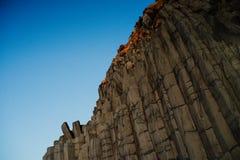 Reinsfjara Beach, Iceland royalty free stock image